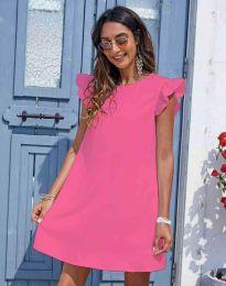 Šaty - kód 6261 - růžova