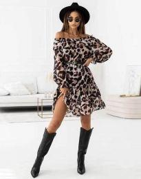 Šaty - kód 1667 - tygřova