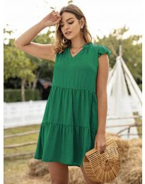 Šaty - kód 696 - zelená