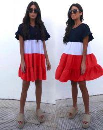 Šaty - kód 1039 - 1 - vícebarevné