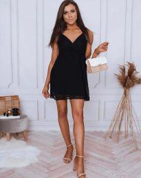 Šaty - kód 0890 - 1 - černá