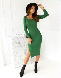 Šaty - kód 9782 - zelená