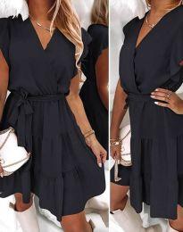 Šaty - kód 2345 - černá