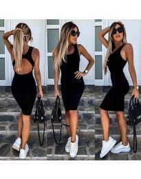Šaty - kód 692 - černá