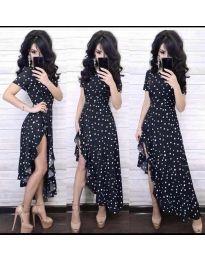 Šaty - kód 3013 - černá