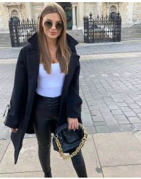 Kabát - kód 8757 - černá