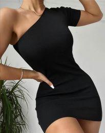 Šaty - kód 2419 - černá