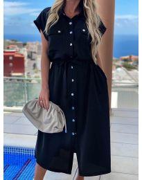 Šaty - kód 0014 - černá