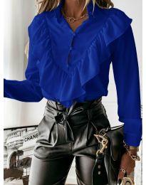 Košile - kód 9032 - tmavě modrá