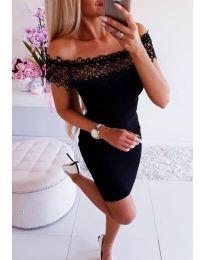 Šaty - kód 3105 - černá