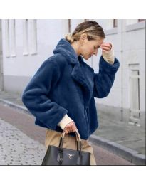 Kabát - kód 164 - modrá