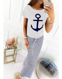 Šaty - kód 6010 - vícebarevné