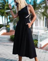 Šaty - kód 70511 - 1 - černá