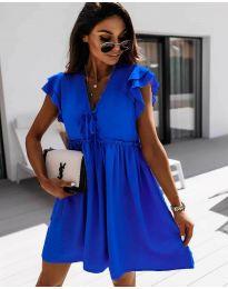 Šaty - kód 2093 - tmavě modrá