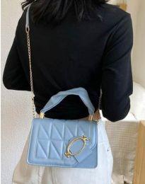 kabelka - kód B445 - modrá