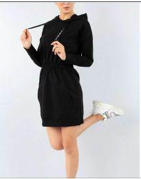 Šaty - kód 7315 - černá