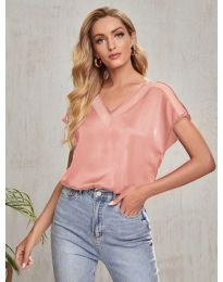 Tričko - kód 5754 - růžová