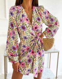 Šaty - kód 1433 - vícebarevné
