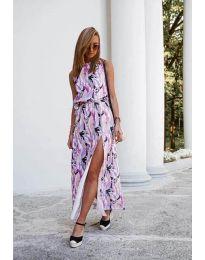 Šaty - kód 6511 - vícebarevné