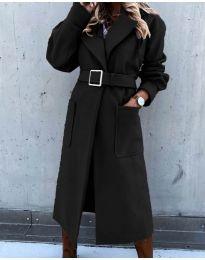 Kabát - kód 423 - černá