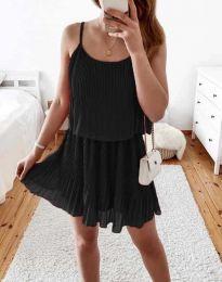 Šaty - kód 8596 - černá