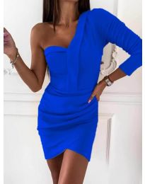 Šaty - kód 2079 - tmavě modrá
