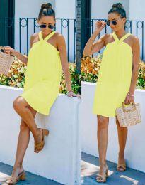 Šaty - kód 9103 - žlutá