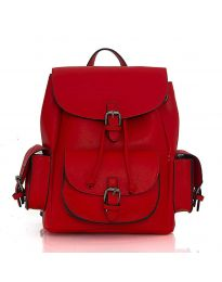 kabelka - kód HS-1009 - červená