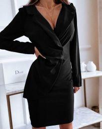 Šaty - kód 4159 - černá