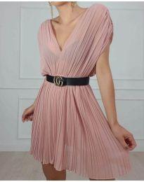 Šaty - kód 5670 - růžová