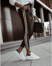 Kalhoty - kód 8788 - 2 - černá