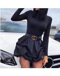 Šaty - kód 8380 - černá