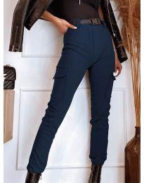 Kalhoty - kód 4842 - tmavě modrá