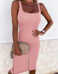Šaty - kód 8899 - růžova