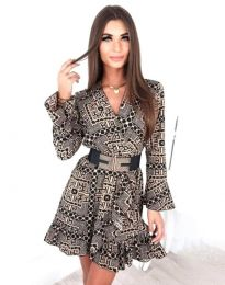 Šaty - kód 2726 - barevné