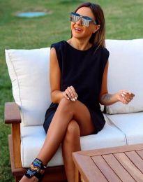 Šaty - kód 5786 - 2 - černá