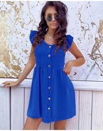 Šaty - kód 3033 - tmavě modrá