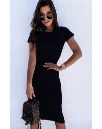 Šaty - kód 682 - černá