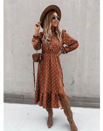 Šaty - kód 8866 - 3 - vícebarevné