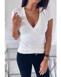 Tričko - kód 3310 - bíla