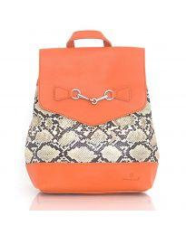 kabelka - kód WG11633-3 - oranžová