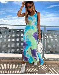 Šaty - kód 1263 - barevné