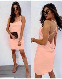 Šaty - kód 672 - růžová