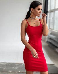 Šaty - kód 11794 - červená