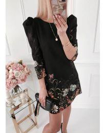 Šaty - kód 240 - černá