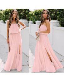 Šaty - kód 061 - růžová