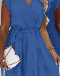 Šaty - kód 2345 - modrá