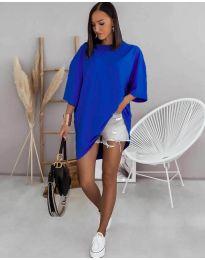 Tunika - kód 9939 - tmavě modrá