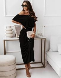 Šaty - kód 11973 - černá