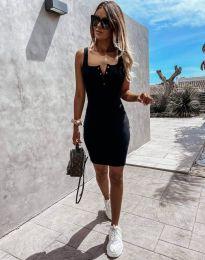 Šaty - kód 9458 - černá